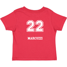 Load image into Gallery viewer, Marcuzzi 22 Toddler Shirsey