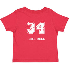 Load image into Gallery viewer, Ridgewell 34 Toddler Shirsey