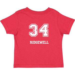 Ridgewell 34 Toddler Shirsey