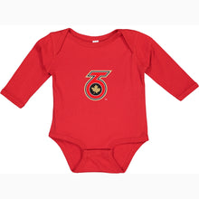 Load image into Gallery viewer, Baby Long Sleeve Onesie