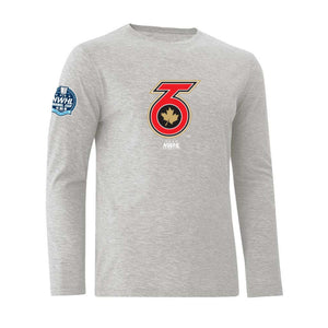 T6 Isobel Cup Long Sleeve Tee - Youth