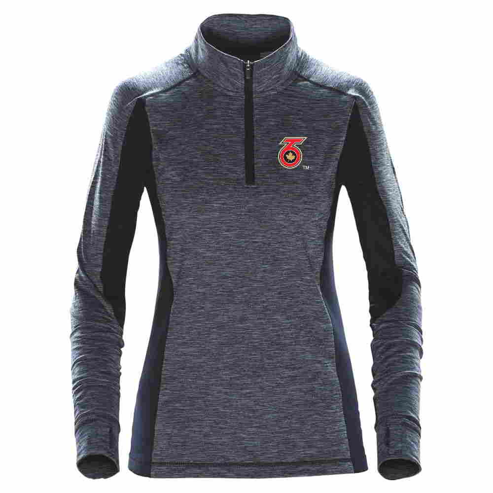 1/4 Zip - Ladies