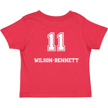 Load image into Gallery viewer, Wilson-Bennett 11 Toddler Shirsey