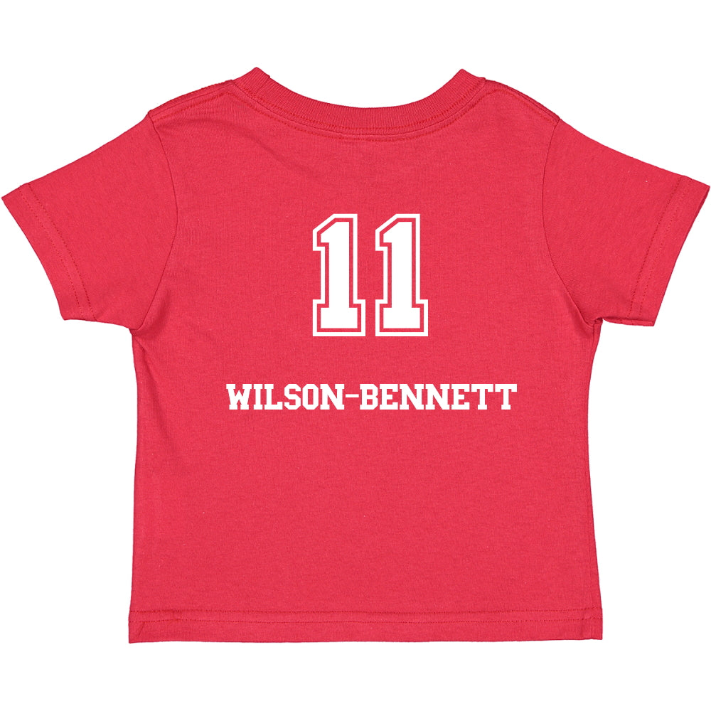 Wilson-Bennett 11 Toddler Shirsey