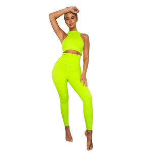 Fitness Suit Women Gym Clothing Dry Fit Yoga Set Sportswear Woman