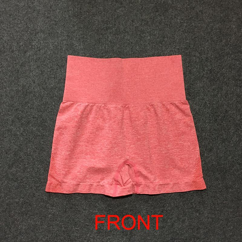 2pcs yoga sets woman sportswear stretch gym shorts