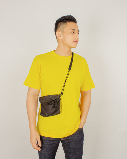 Japanese Heavyweight Premium 220gsm T-Shirt Unisex (Yellow)