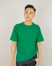 Load image into Gallery viewer, Japanese Heavyweight Premium 220gsm T-Shirt Unisex (Green)