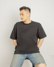 Load image into Gallery viewer, Japanese Heavyweight Oversized T-shirt Unisex (Black)