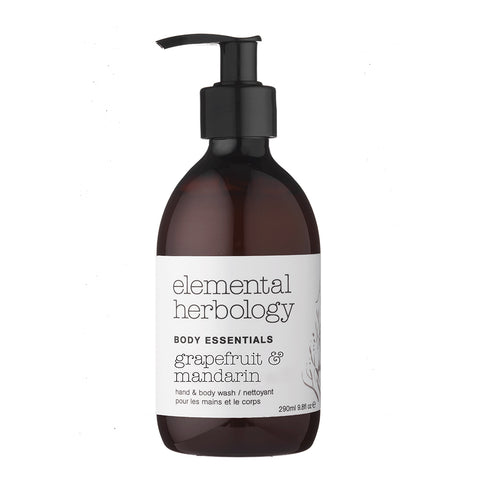 Grapefruit & Mandarin- Hand & Body Wash, 290ml