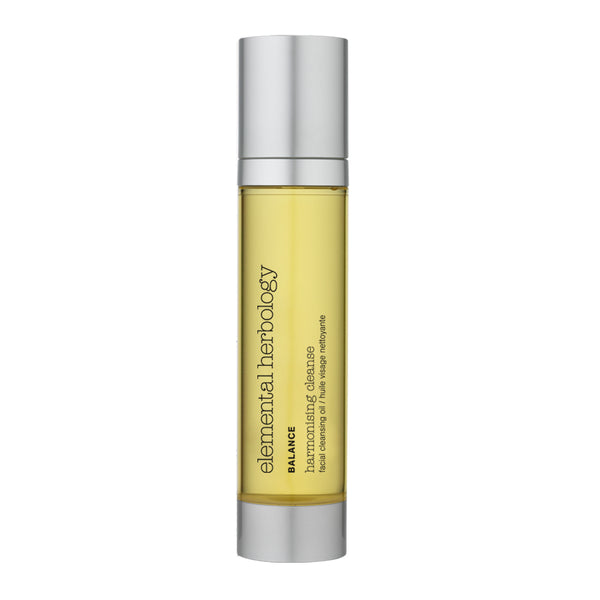 Harmonising Cleanse Facial Cleansing Oil - Elemental Herbology, 75ml