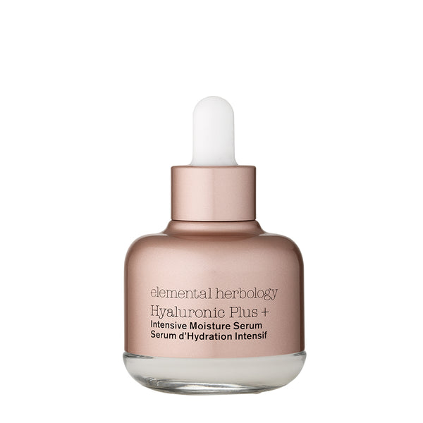 Hyaluronic Booster Plus Intensive Moisture Serum - Elemental Herbology, 30ml
