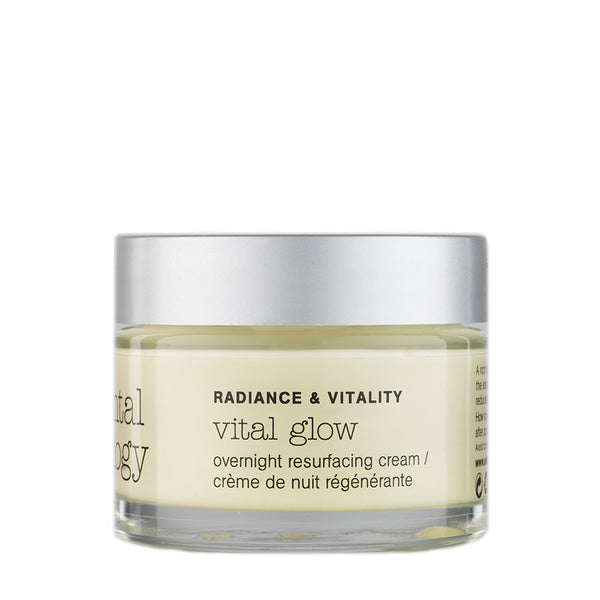Vital Glow Overnight Resurfacing Cream, 50ml
