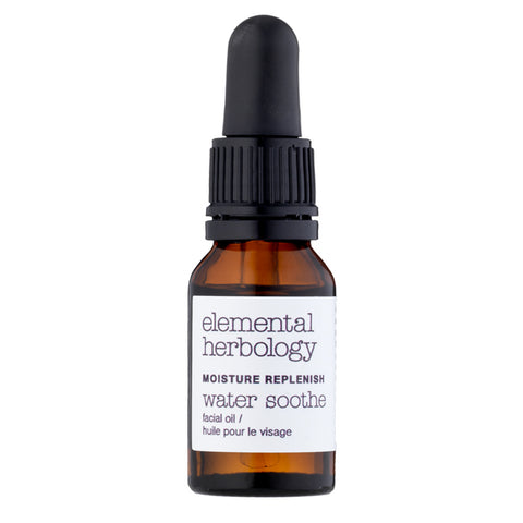 Water Soothe Facial Oil - Elemental Herbology, 15ml