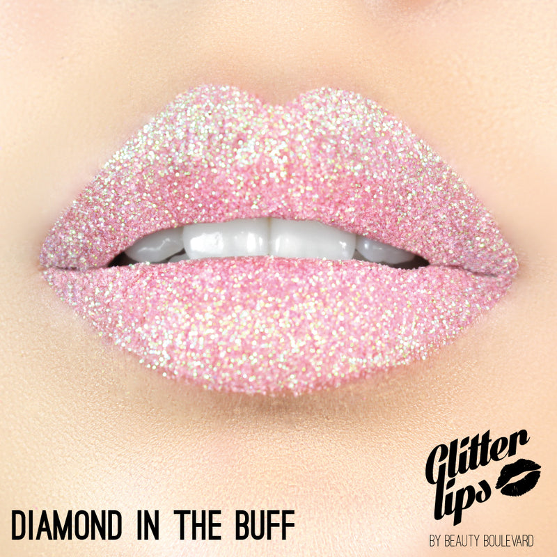 Diamond in the Buff - Glitter Lips