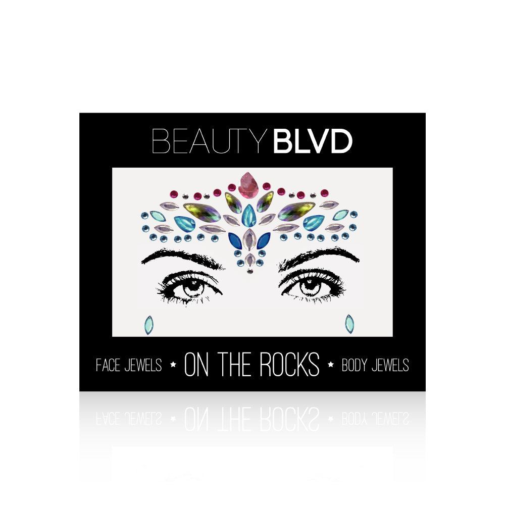 On the Rocks - Crystal Face & Body Jewels - Savannah | Beauty BLVD