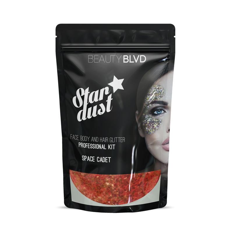 Space Cadet - Stardust Face, Body and Hair Glitter PRO Kit