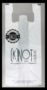 Knot Plastic™️ Large Shopping Bags – 100 Ct
