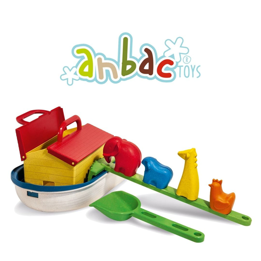 anbac - The Naturally Antibacterial Toys
