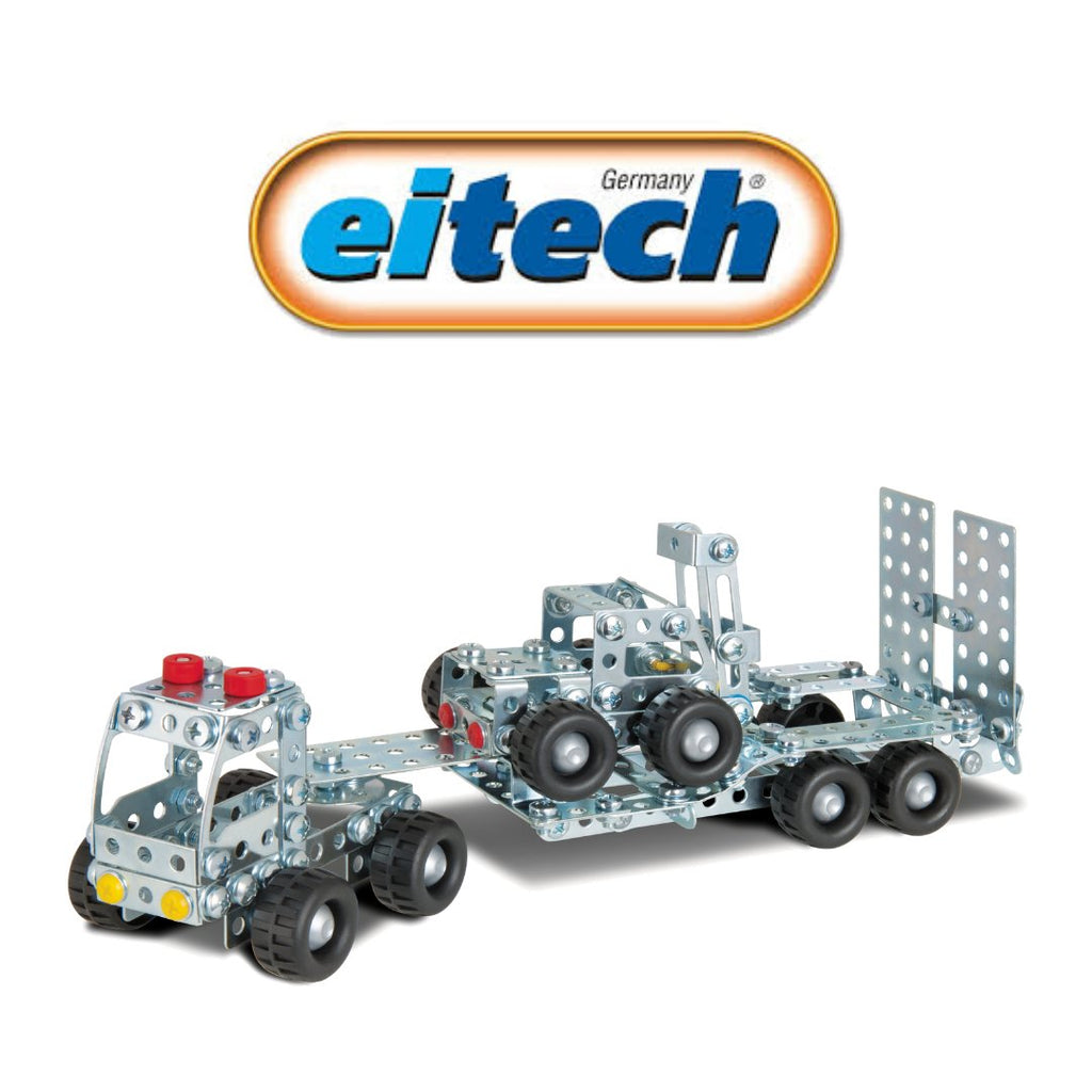 Eitech - Metal building sets from Germany