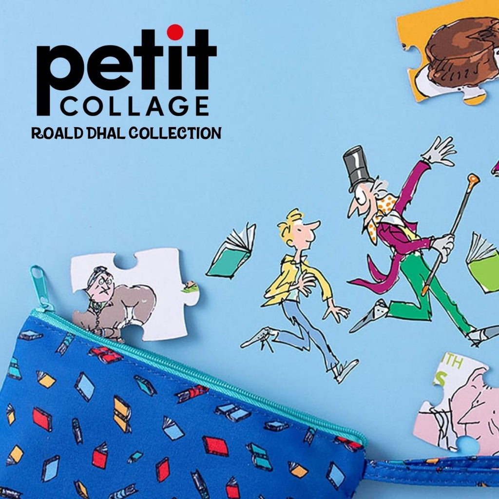 Roald Dahl Collection by Petite Collage