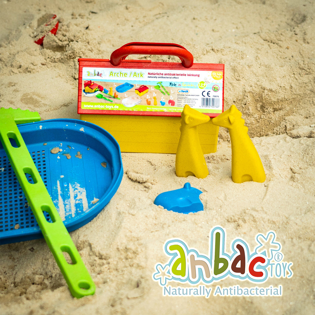 sand play kit noah' ark