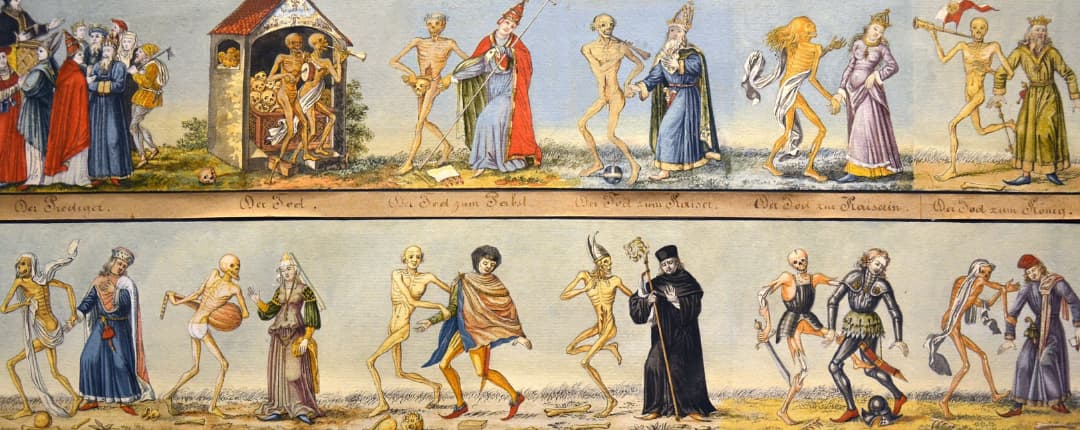 Dance of Death in Europe