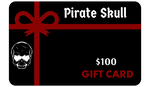 Pirate-Skull <br> Gift Card