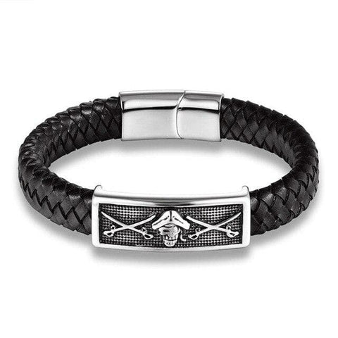Men's Pirate Bracelet