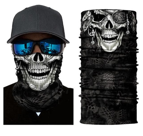 Pirate Neck Gaiter