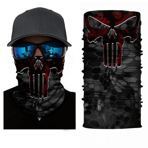 Punisher Neck Gaiter