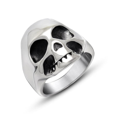 Skull Ring Keith Richards