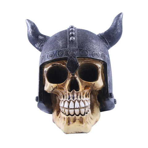 Viking Skull Decor