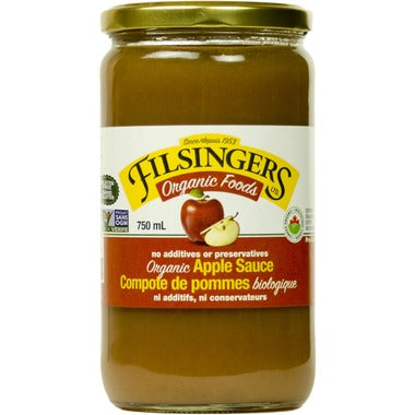 Organic Apple Sauce by Filsinger's Organic