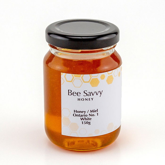 Plain Wildflower Honey - Mini