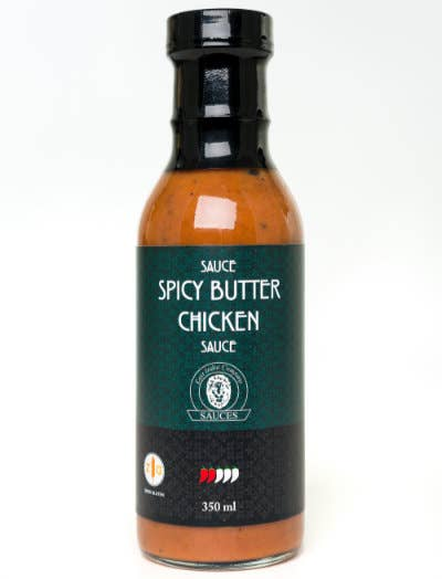 Spicy Butter Chicken Sauce by East India Company