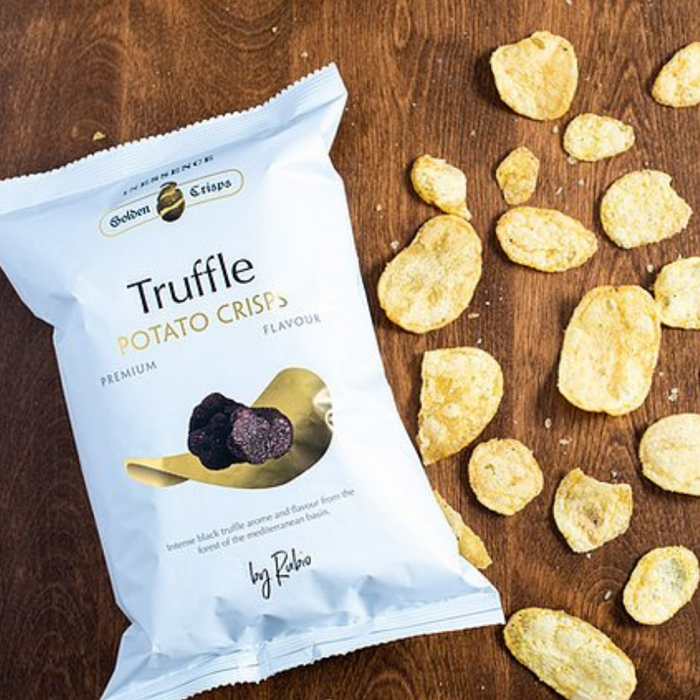 Black Truffle Flavored Crisps by Innesence