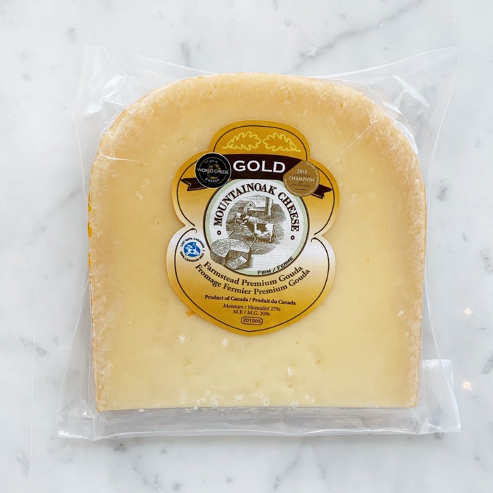 Mountain Oak Farmstead Gold Gouda