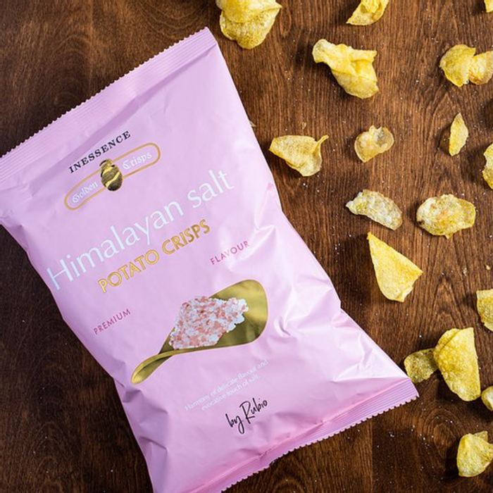 Himalayan Salt Flavored Crisps by Innesence