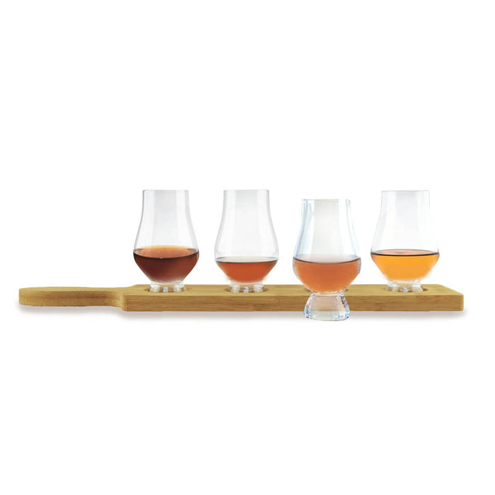 Whiskey Tasting Flight by Cuisivin