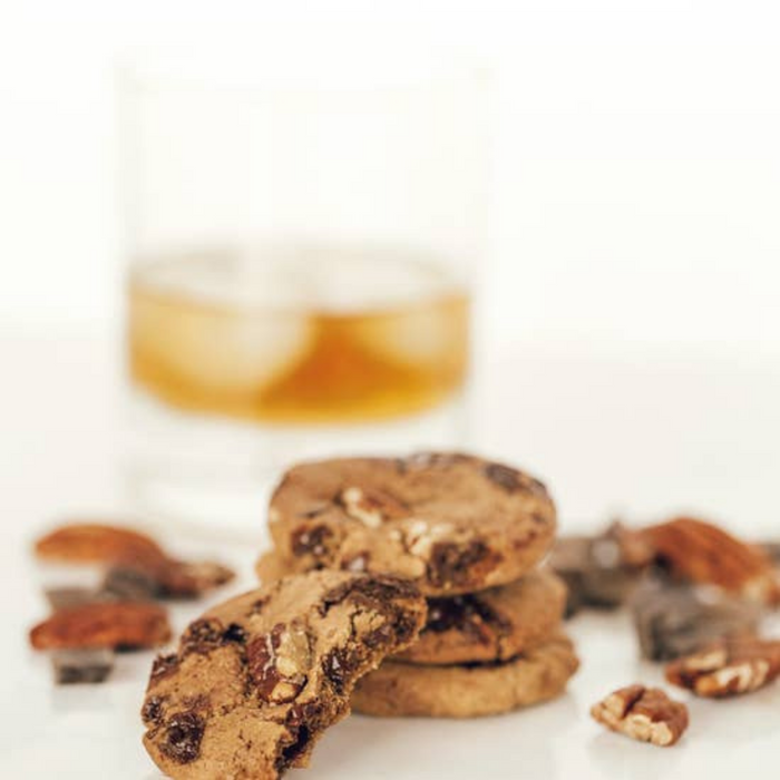 Dark Chocolate Chunk with Smoked Pecans by Real Treat