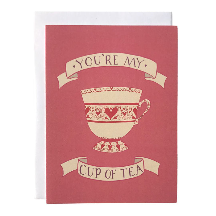 Cup of Tea by Cara Rowlands