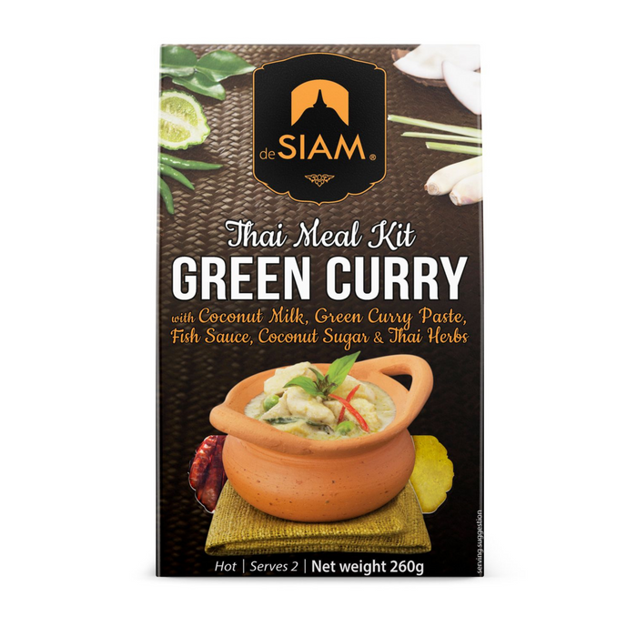 Green Curry Cooking Set by DeSiam