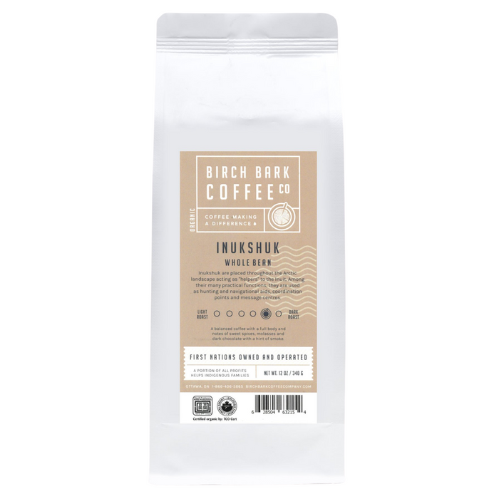 Inukshuk (Dark Roast) by Birch Bark Coffee