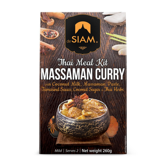 Massaman Curry Cooking Set by DeSiam