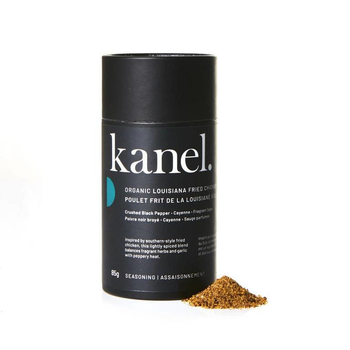 Organic Louisiana Fried Chicken by Kanel Spices