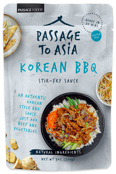 Korean BBQ Sauce by Passage Foods