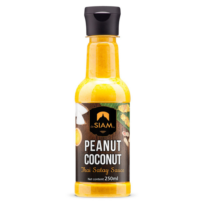 Peanut & Coconut Grilling Sauce by DeSiam