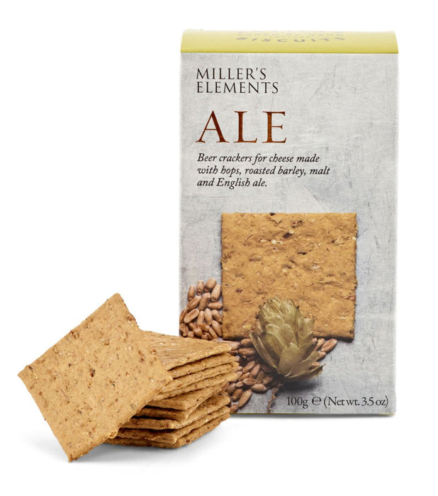 Ale Crackers by Miller's Elements