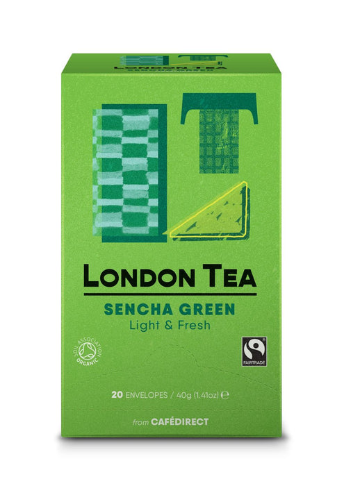 Sencha Green Tea by London Tea Company